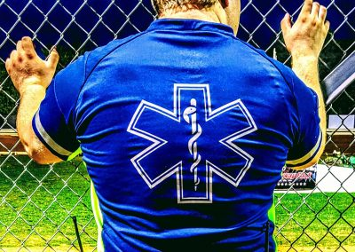 Unity EMS at the ballpark